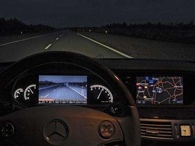 in-dash-car-night-vision-system