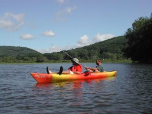 Image from Canoe & Kayak Rentals and Sales, Portlandville, NY
